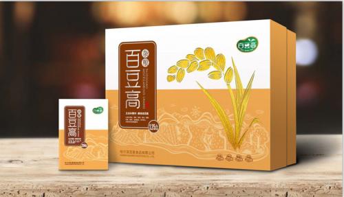 百豆高杂粮(设计印刷)